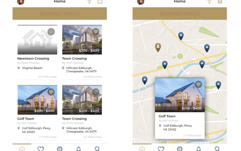 Home Builder Iphone App
